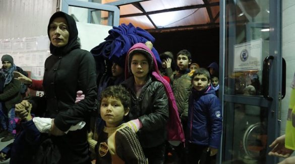How the City of Kozani Responded When 400 Refugees Showed Up
