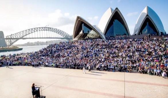 Sydney Photographer Captures Stunning Images of Greek Independence Say Down Under