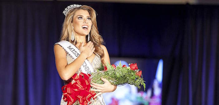 Photo of the Day: A Beauty Queen We Can Be Proud of (And Help Win With Our Online Votes)