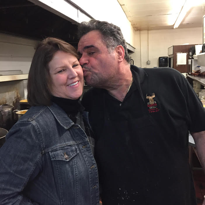 For Mike and Susan Tsavaris, it's all about love and gratitude.