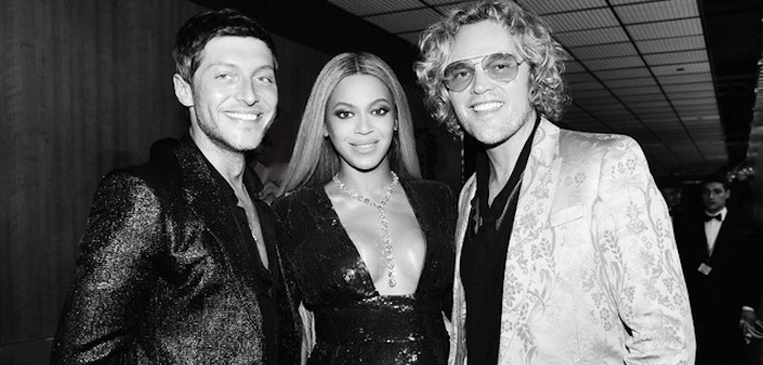 Beyonce's Grammy Greek Connection