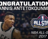 (Video) Giannis Antetokounmpo at NBA All Star Game Press Conference: I Try to Make All Greeks Proud