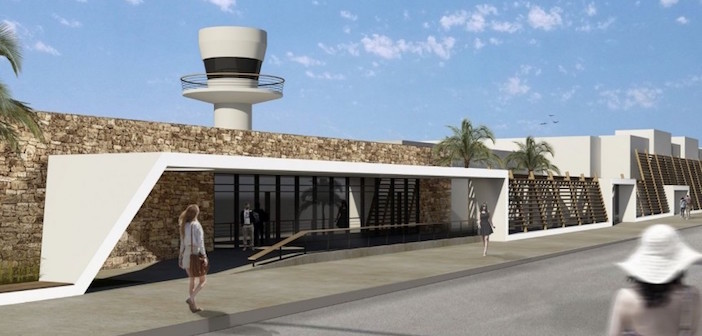 Designs Revealed for Redevelopment of 14 Greek Regional Airports