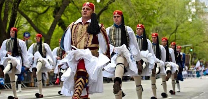 Watch New York City's Greek Independence Day Parade Live on YouTube