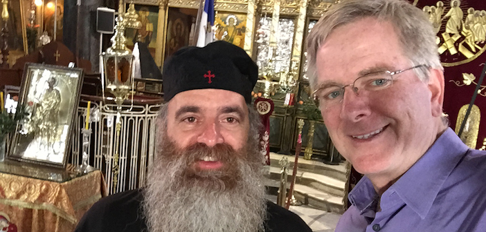 (Video) Television Travel Host Rick Steves Experiences Greek Orthodox Pascha in Nafplio