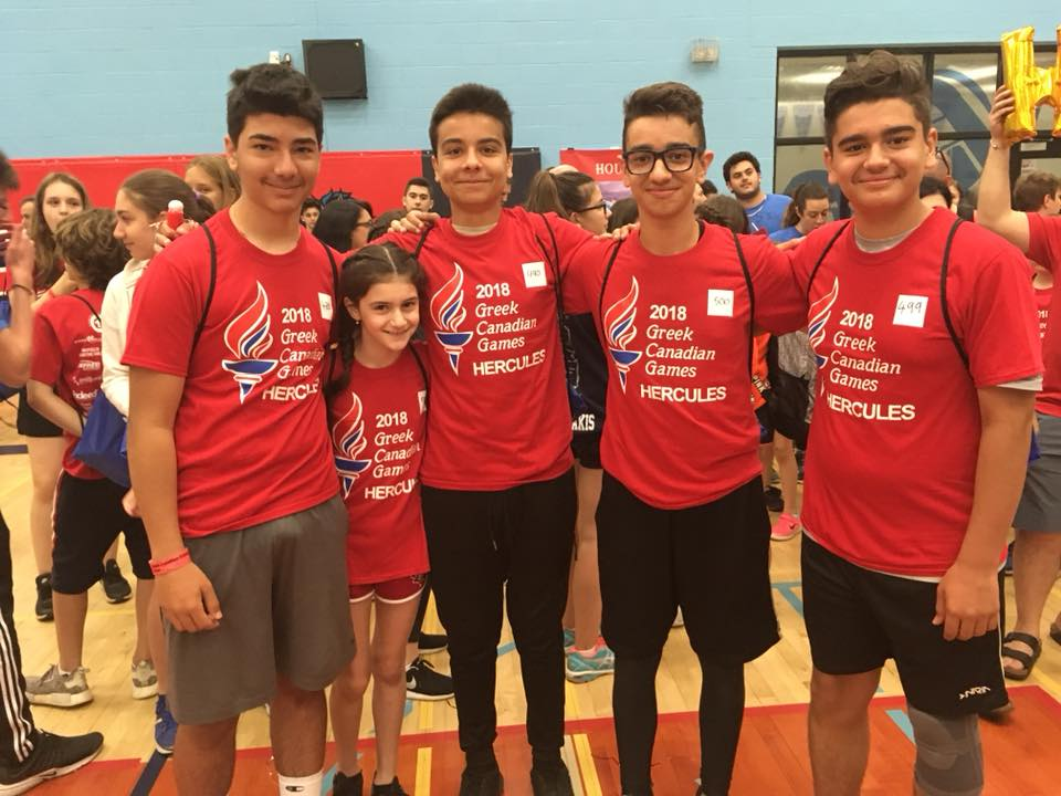 Annual Greek Canadian Games Engage Youth, Celebrate Heritage Through Sports