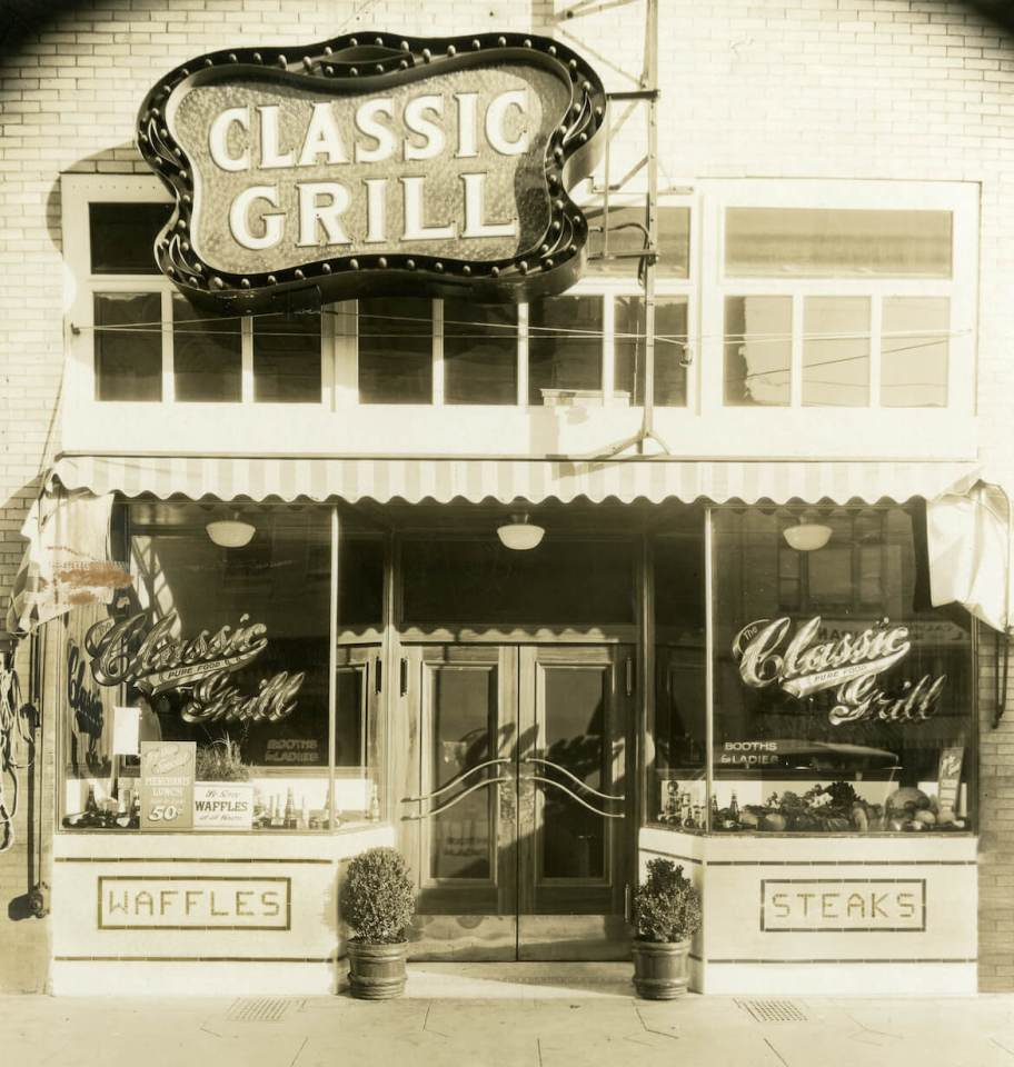 The Classic Grill