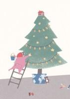 Cewe-SOS Kinderdörfer-Weihnachtskind-Baumschmuck