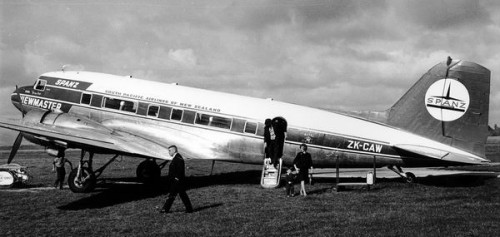 SPANZ DC-3 Viewmaster
