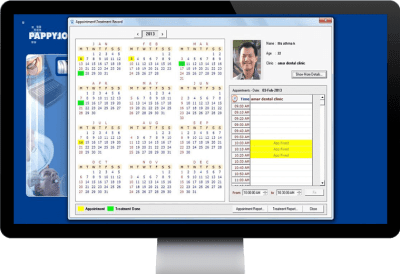 Ortho Dental Clinic Software India