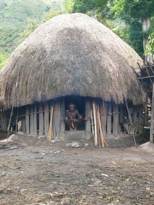 Dani tribe– Papua highlands– Irian Jaya