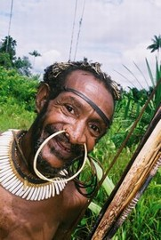 Papua Kombai – Tree people