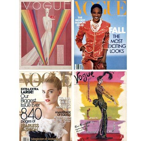 Kończy nam się powoli wrzesień. Dla Vogue'a to najważniejszy miesiąc w roku, o czym pisałam TU. Wczoraj strona amerykańskiego magazynu opublikowała z tego tytułu swój wybór najlepszych wrześniowych okładek na przestrzeni lat. Zdj. oraz ich wybór znajdziecie TU