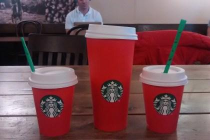 Czym zawinił Starbucks w te Święta? do których, de facto, jeszcze miesiąc