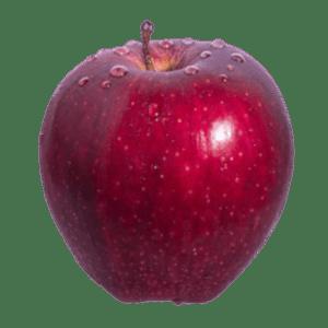Chaussette aux pommes