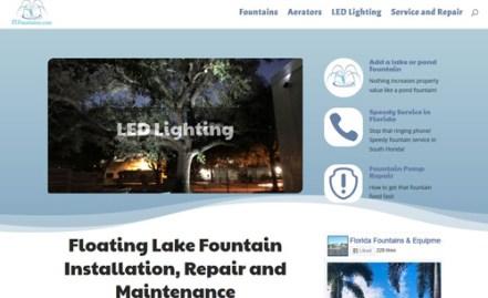 Florida Fountains & Equipment