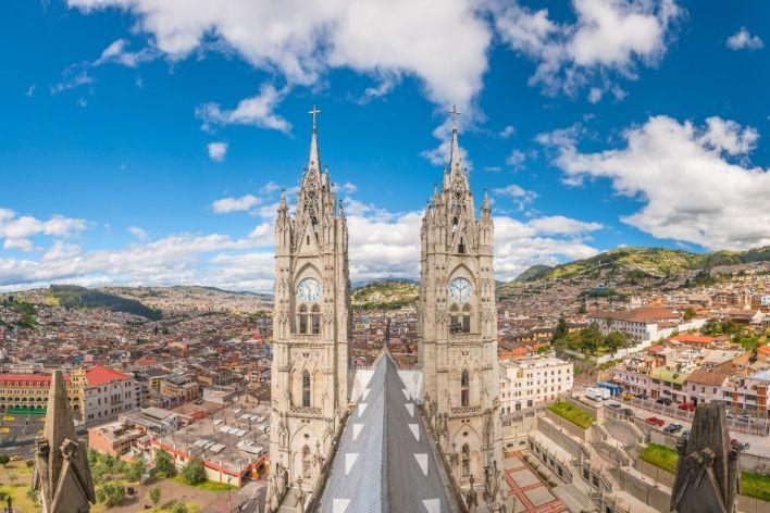 Ecuador: Quito digitalizó el 95% de sus trámites de servicios