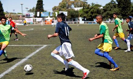 Así se juega al fútbol 7