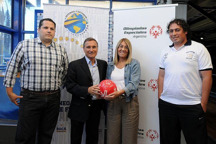 Paradeportes, en el Torneo Nacional de Fútbol