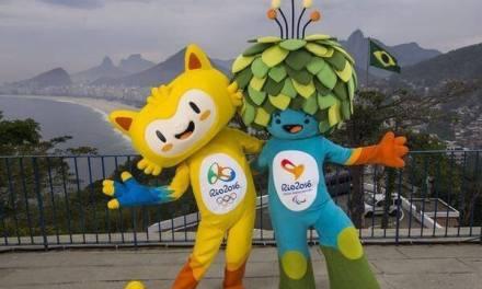 Las mascotas de Río 2016