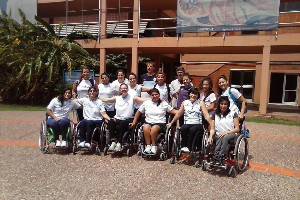 La Selección trabaja y apunta al Sudamericano de Perú