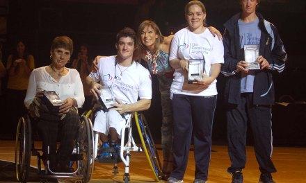 Todos los premiados en la gran fiesta del Día del Deporte Paralímpico