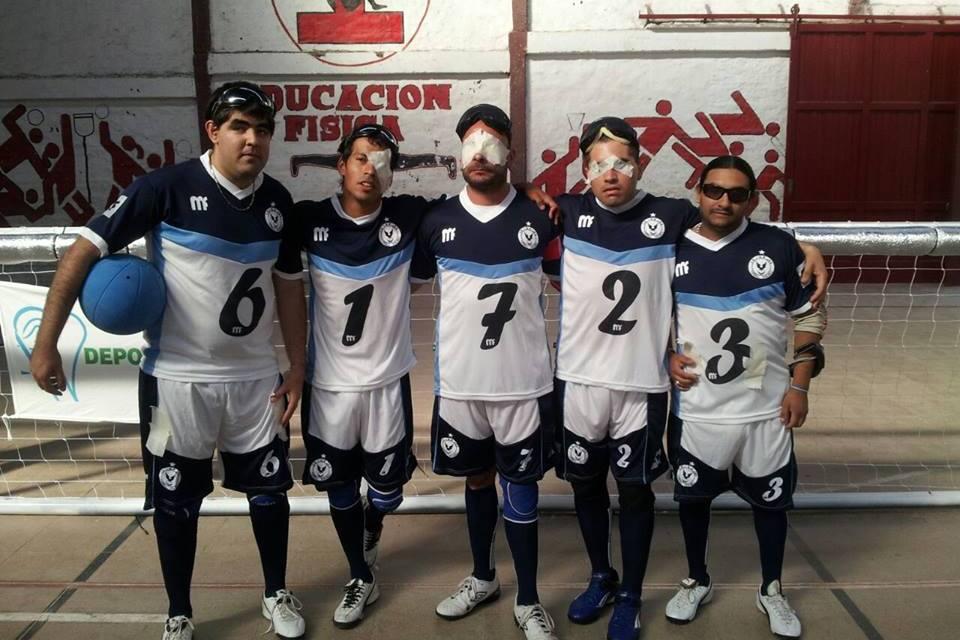 Goalball: José C. Paz lo hizo de nuevo