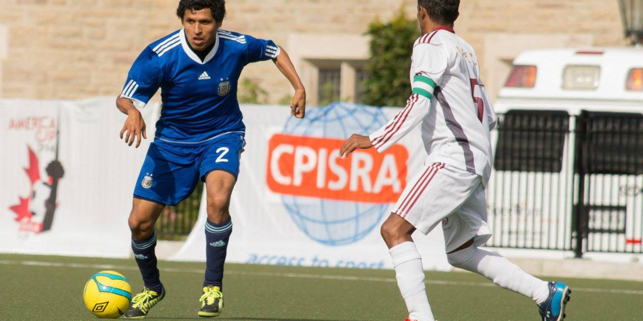 Molina, el futbolista sorpresivo