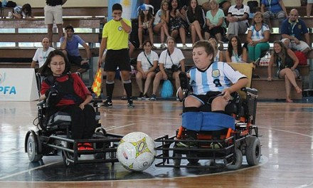 Conocé a Powerchair Football Argentina