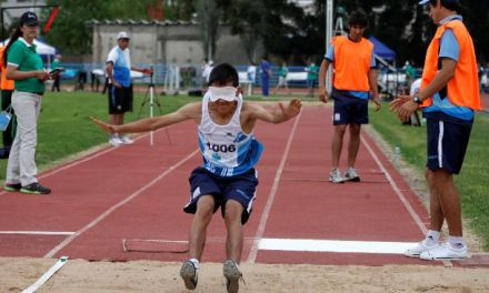 El Seleccionado de atletismo continúa en pleno crecimiento