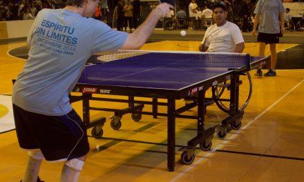 Se viene el torneo nacional de tenis de mesa