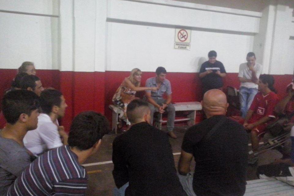 Nueva Escuela de Fútbol en Independiente