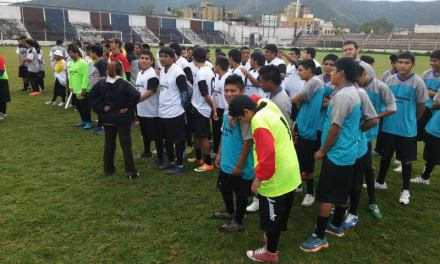 Salta ya tiene su Liga Paralímpica de fútbol