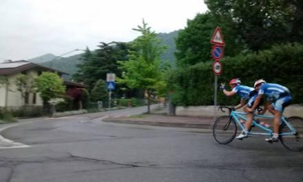 Paraciclismo: tres medallas en el primer día en Brescia