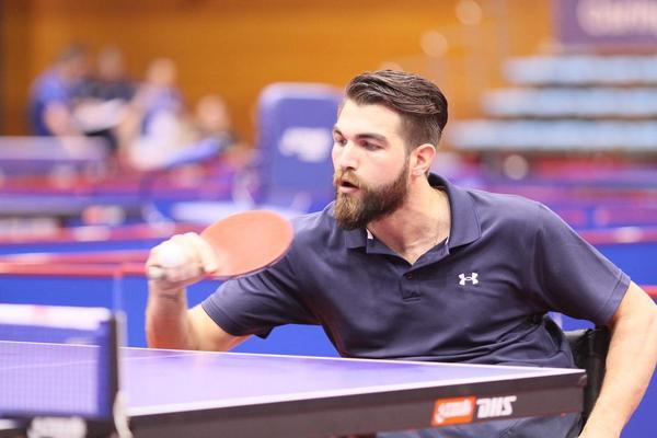 Tenis de mesa adaptado: Gabriel Cópola es de Bronce