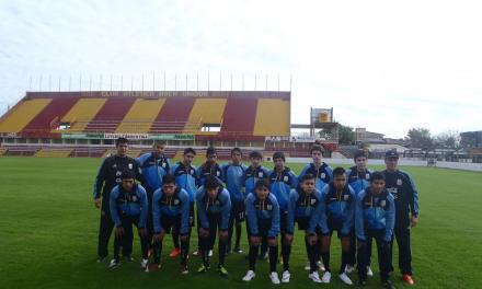 El Fútbol 7 se paseó por Corrientes