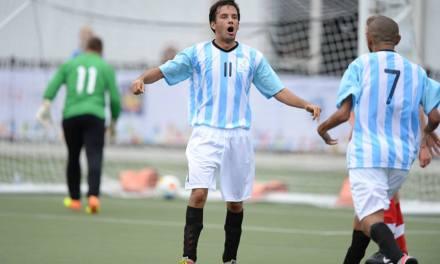 El fútbol 7 ya tiene a sus clasificados para Río