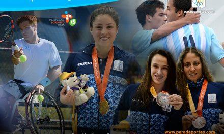 Natación y sus medallas en el segundo día de competencia