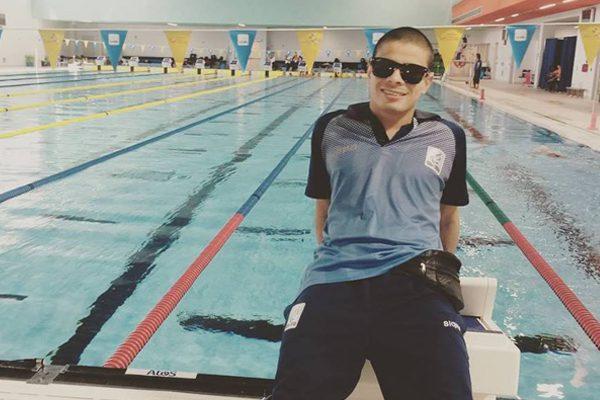 En natación, tres medallas más para Argentina