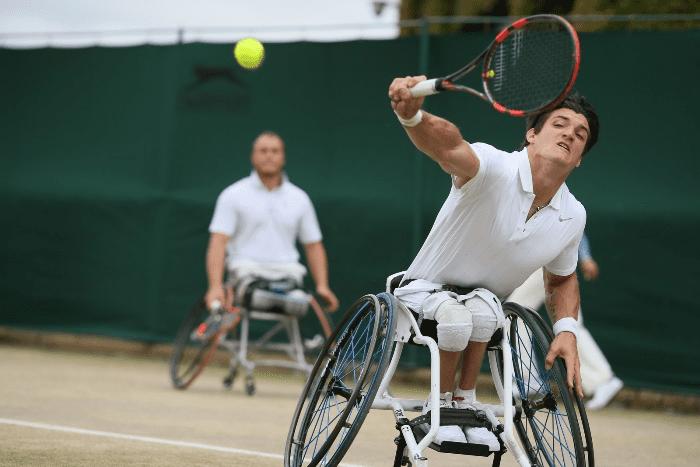 Tenis adaptado: Fernández estará en el Masters de singles y dobles