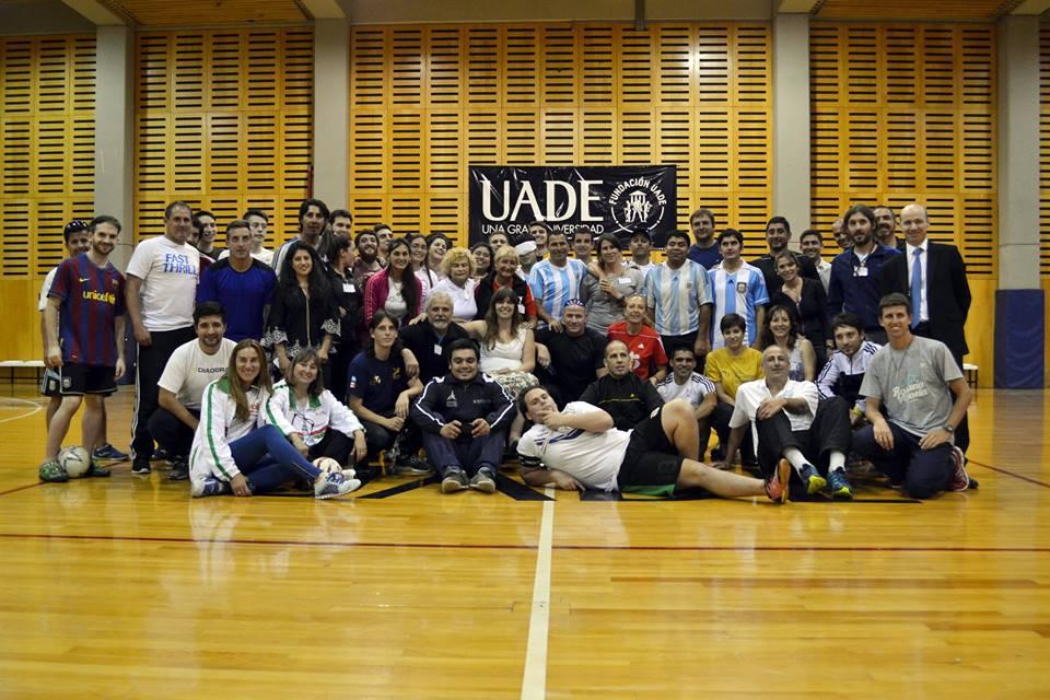 Arrancó la Academia Paralímpica