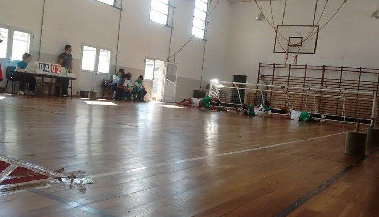 Torball: Municipalidad de Lomas, BAC A y APANOVI, semifinalistas