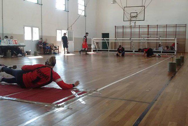 Torball: Municipalidad de Lomas, único puntero