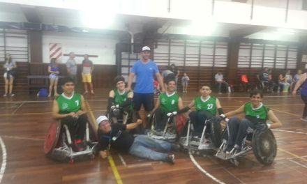 Rugby en silla de ruedas: Caranchos se quedó con el Torneo Argentino