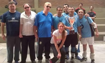 Goalball: Rosell se quedó con la Copa de Oro