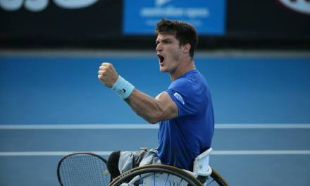 Tenis adaptado: siete argentinos en el top 100
