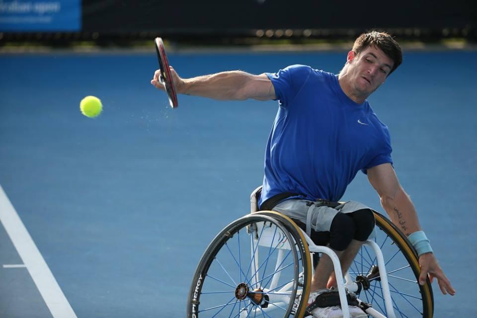 Fernández cayó en la semifinal del Abierto de Australia