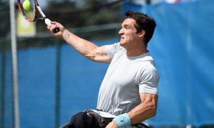 Tenis adaptado: derrota en la final del dobles de Melbourne para Fernández