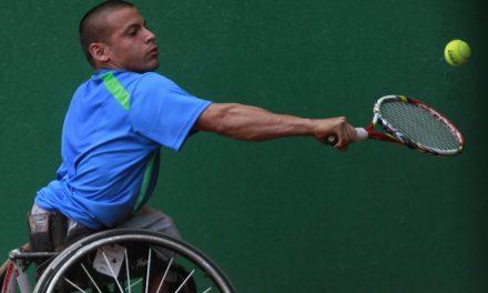 Tenis adaptado: cinco argentinos en Pensacola