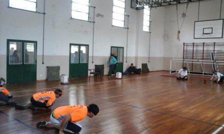 Goallball: Lomas de Zamora, San Miguel, Halcones y APANOVI, semifinalistas